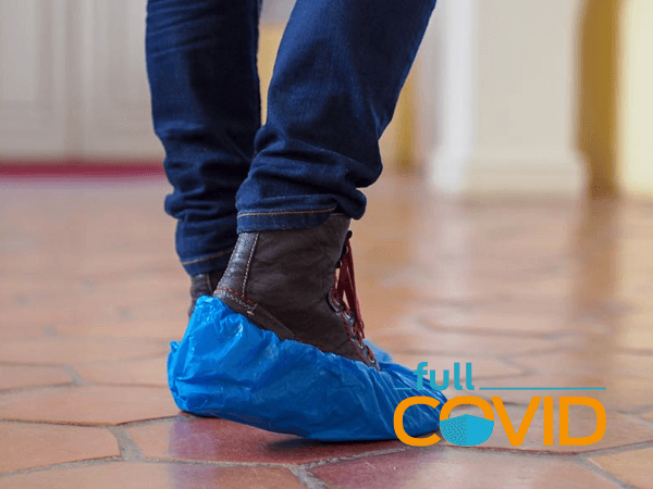 FullCovid Cubre Calzado Tela TNT