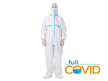 FullCovid Coverall full protección