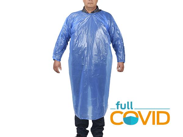FullCovid Bata 360 Protectora Impermeable