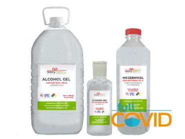 FullCovid Alcohol Gel 5 lt