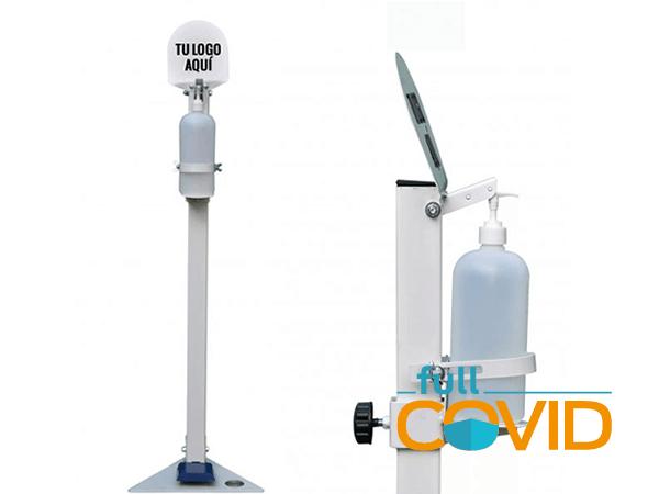 FullCovid Dispensador Automático de Jabón y Alcohol Gel