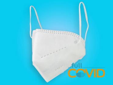 FullCovid Mascarilla KN95 - 5 capas
